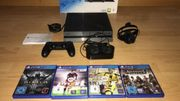 Sony PS4 Playstation 4 mit