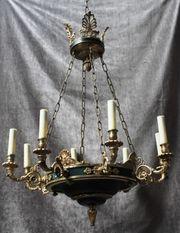 Antike Französische Kronleuchter