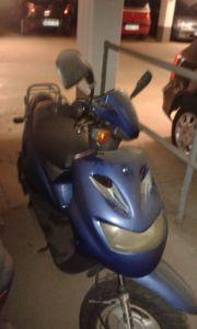 Motorroller MuZ Moskito