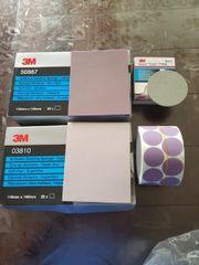 3M sanding sponge finishing discs