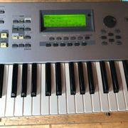 Yamaha Motif es6 mit Boje