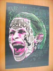 Comic Joker 3D