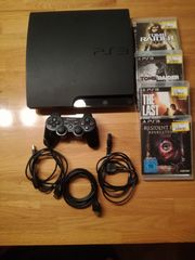 Playstation 3 PS 3 Konsole