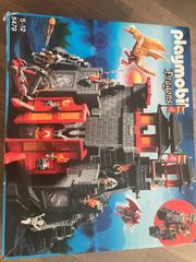 Playmobil Dragons Große Asia Drachenburg