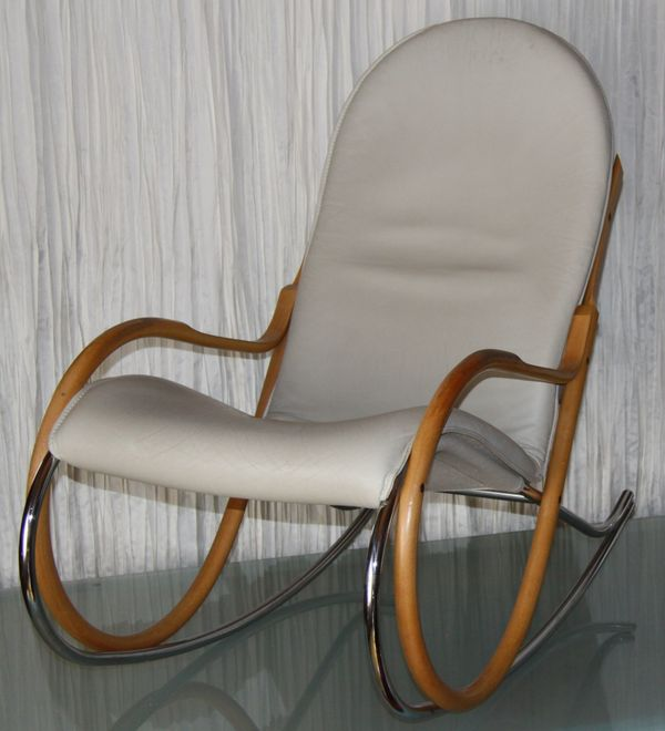 str ssle nonna schaukelstuhl designklassiker paul tuttle rnlc in ratingen designerm bel. Black Bedroom Furniture Sets. Home Design Ideas