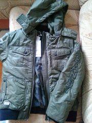 Jacke für Junge Winterjacke warm
