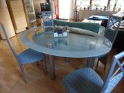 Esszimmertisch mit 6 Stühle