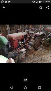 suche einen Traktor