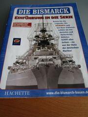 Bausatz Schlachtschiff Bismarck