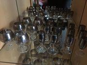 Großes Gläser Set -