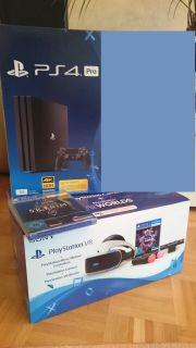 PS4 Pro + VR