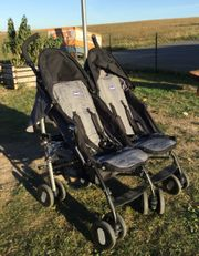 Chicco Echo Twin Doppelbuggy Top-Zustand
