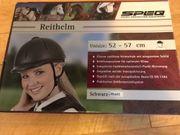 Reithelm für Kinder Größe 52 -