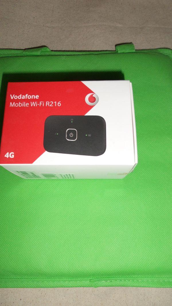 Vodafone R216 Mobile » DFÜ, Modems, ISDN, DSL