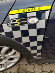 Mini Cooper S Checkmate Kompressor