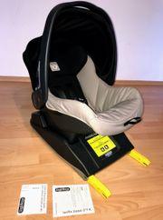 Autositz Babyschale Peg Perego Isofix-Vorrichtung