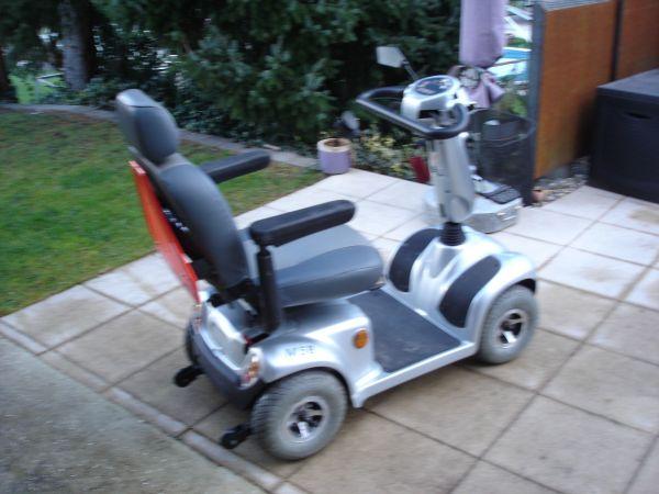 Elektromobil M 58 » Sonstige Motorroller