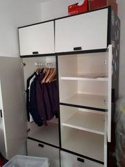 IKEA Odda Kleiderschrank Für Kinder