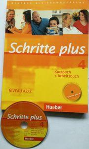 Schritte plus- Kursbuch+