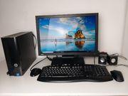 HP Slimline ink Maus Tastatur