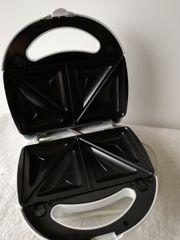 Sandwichmaker Sandwich-Grill Toaster für gefüllte Toasts