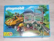 Playmobil 4175 - Amphibienfahrzeug mit Deinonychus