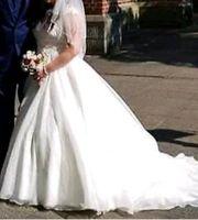 wunderschönes Brautkleid aus 2018