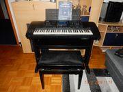 Keyboard Yamaha PSR 6000 viel