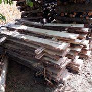 Bretter aus Robinienholz
