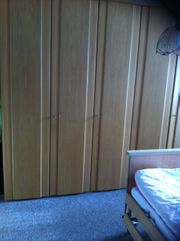 Schlafz -Schrank 6-türig NUR 80 -