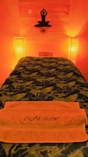 Rücken Massage Eigene Bioenergie Therapie