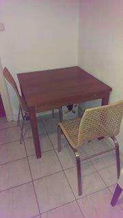 GroBartig Esstisch Ausziehbar Mit Zwei Ikea