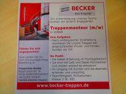 Treppenmonteuer (m/w)