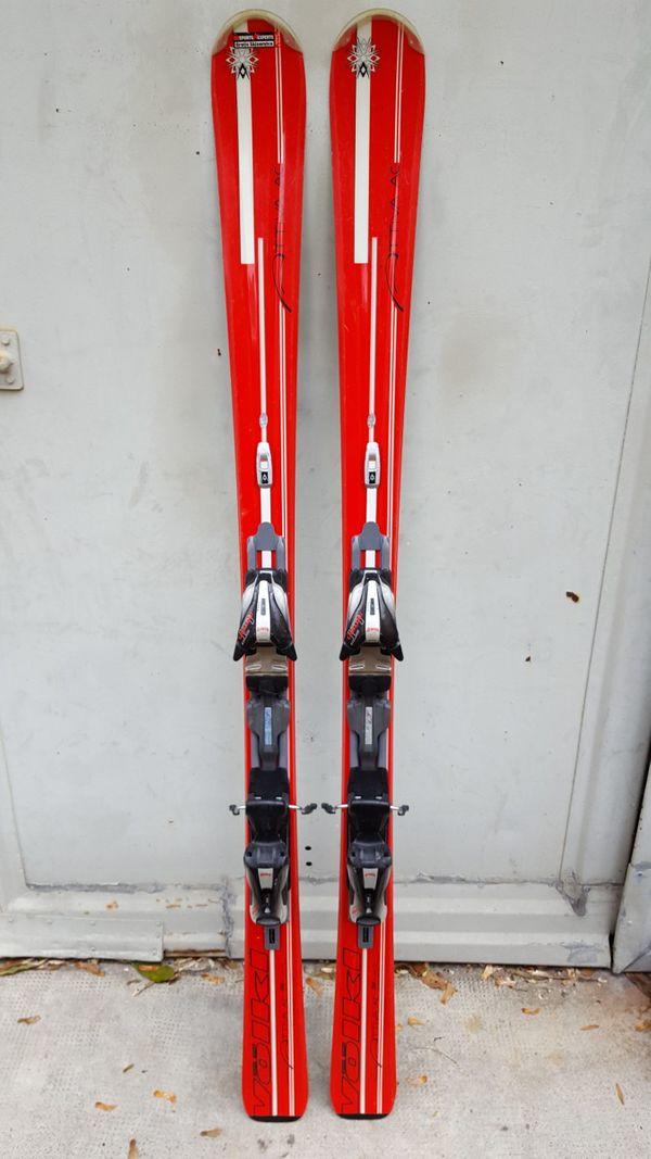 Ski Völkl Attiva AC 156
