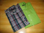 2 Langarm-Hemden,