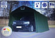 Neue Carport Garage/