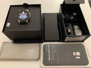 Samsung Galaxy S9 Galaxy Watch