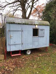 Bauwagen/Freizeithütte/Gartenhäuschen