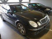 Mercedes W211 Kombi