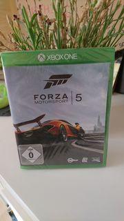 Originalverpackt Forza 5 Motorsport für
