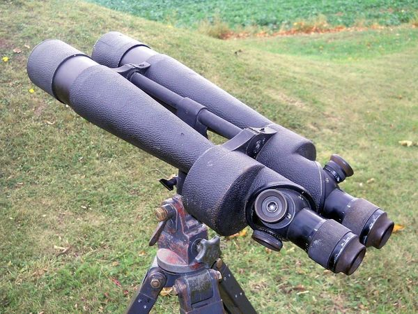 Fernglas binoculars aussichtsfernrohr zeiss starmorbi 3 fach