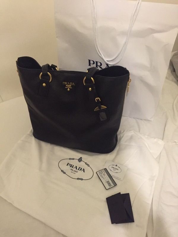 2f527898deecb Prada Tasche günstig gebraucht kaufen - Prada Tasche verkaufen ...