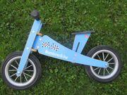 BambinoBike - Holzlaufrad - blau