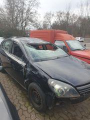 Opel astra unfall 2005 1