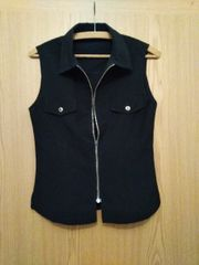 verkaufe schwarze Bluse gr 164