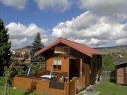 Holz- Ferienhaus in