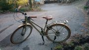 neuwertiges Kraftstoff Fahrrad