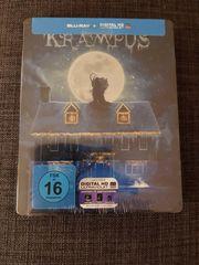 Krampus - Steelbook Blu-ray