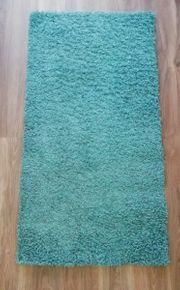3 Teppiche petrolfarbend 150cm x