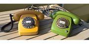 TELEFON nostalgisch - Wählscheibe